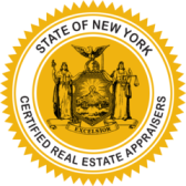 State of New York Certified Real Estate Appraisers